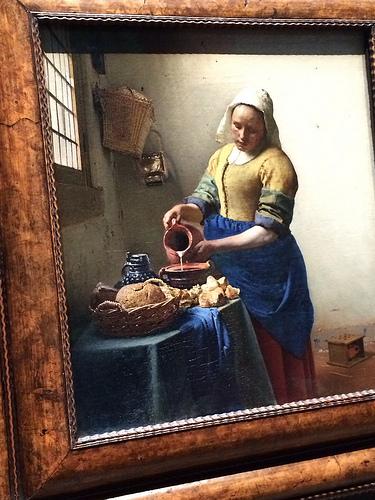 Vermeer via Lizshealthytable.com