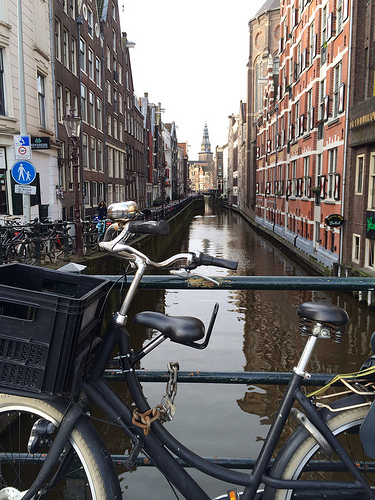 Amsterdam Food and Culture Adventure via LizsHealthyTable.com