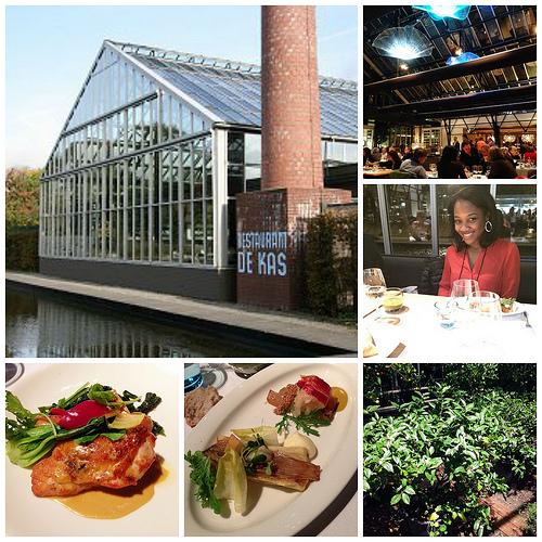 Restaurant De Kas via Lizshealthytable.com