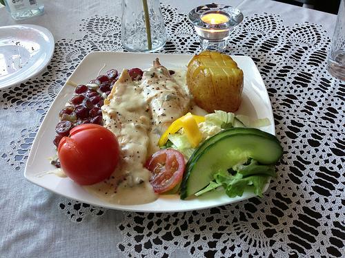 Taste of Iceland via LizsHealthyTable.com