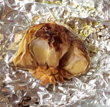 Roasted Garlic via Lizshealthytable.com