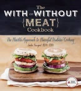 With or Without Meat Cookbook via Lizshealthytable.com