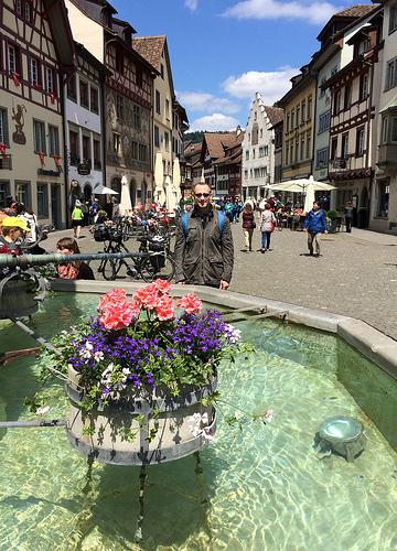 Stein am Rheim, Switzerland via Lizshealthytable.com