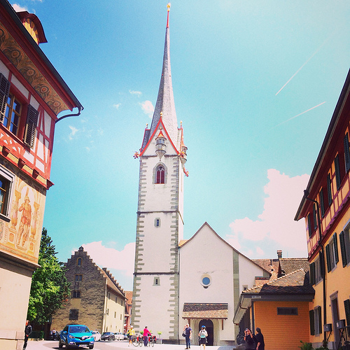 Zurich, Switzerland Food & Travel Adenture via LizsHealthyTable.com