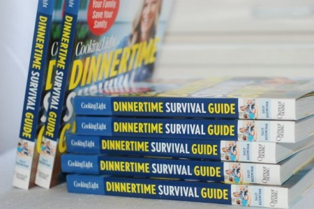 Dinnertime Survival Guide via Lizshealthytable.com