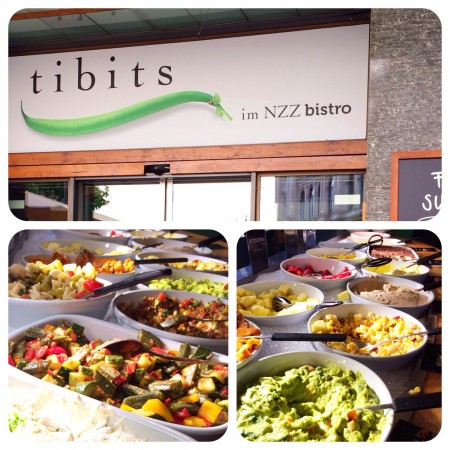 Tibits vegetarian restaurant in Zurich via Lizshealthytable.com