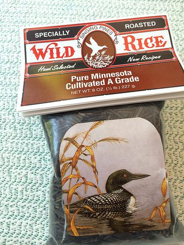 Wild Rice via Lizshealthytable.com