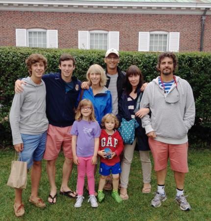 Liz's Family via Lizshealthytable.com