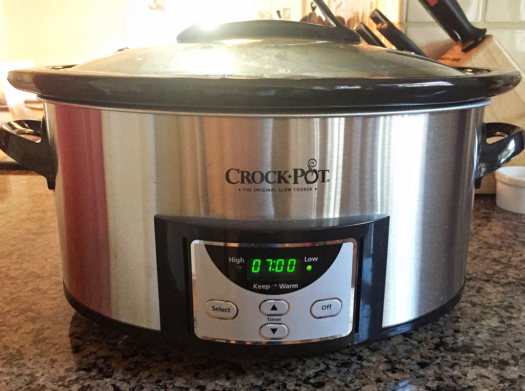 Slow Cooker Crock-Pot via LizsHealthyTable.com