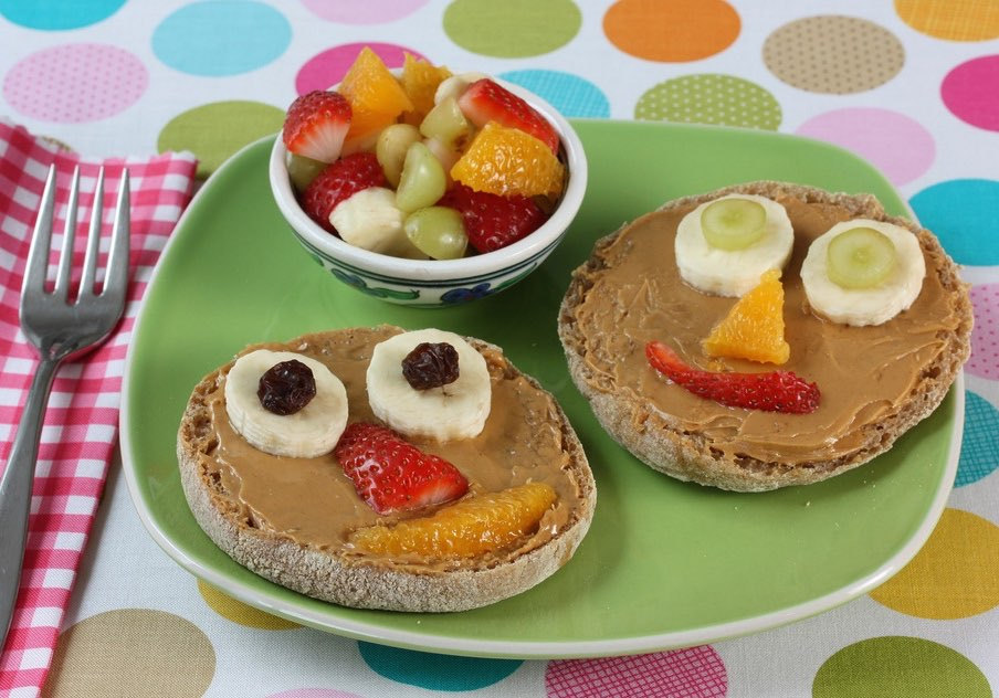 9 Easy Ways to Make Healthy Foods Fun for Kids to Eat via LizsHealthyTable.com