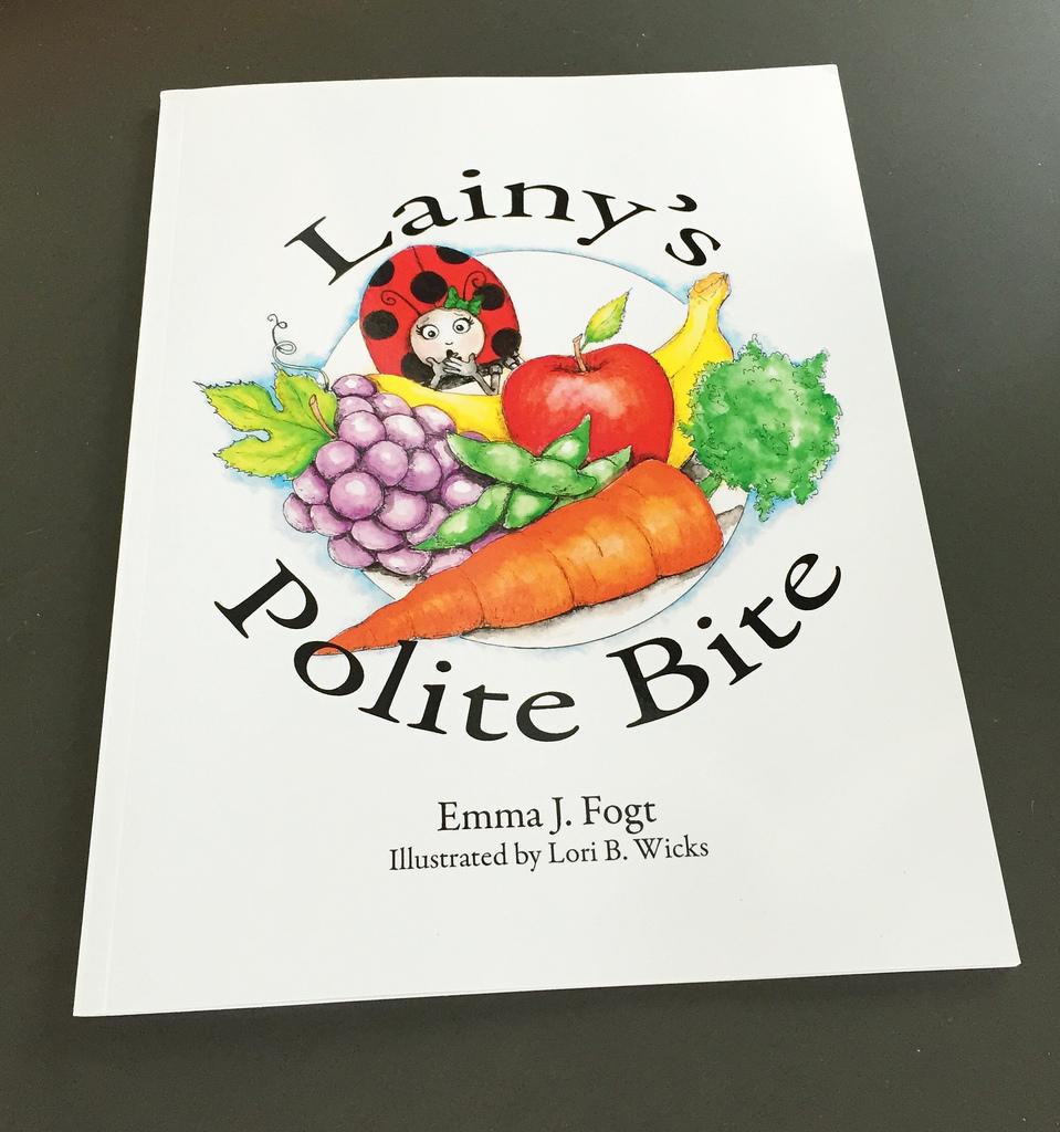 Lainy's Polite Bite via LizsHealthyTable.com