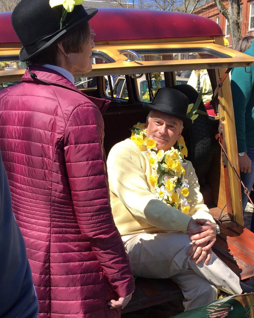Daffodil Festival, Nantucket 2015 via LizsHealthyTable.com