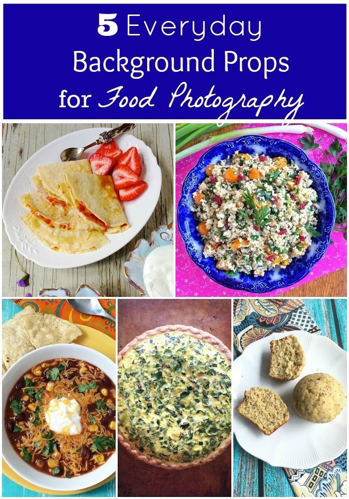 Food Photography For Smartphones 5 Everyday Background Surfaces