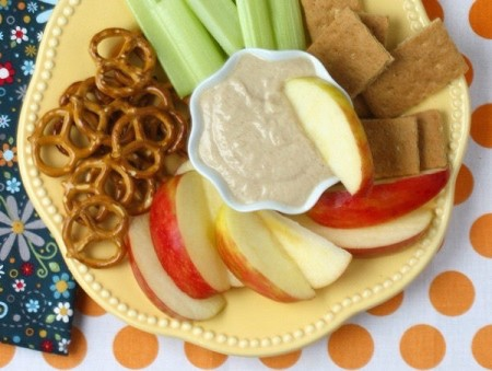 Healthy After-School Snacks via LizsHealthyTable.com