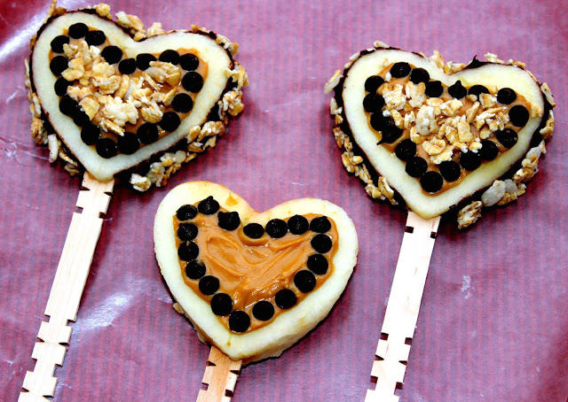 Healthy After-School Snacks via LizsHealthyTable.com