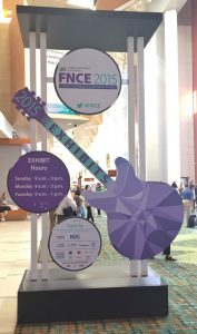 Food Trends and Nutrition News at FNCE 2015 via LizsHealthyTable.com