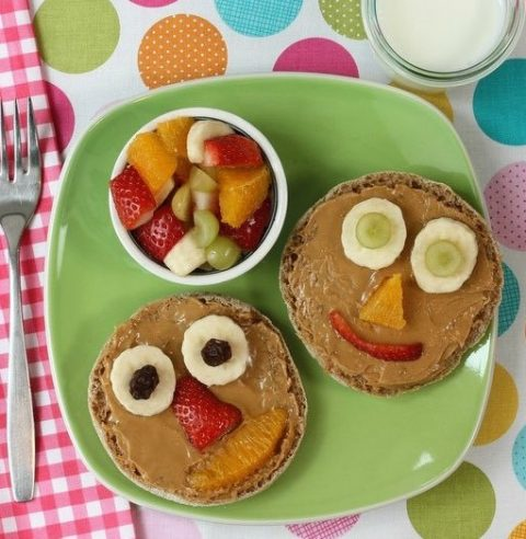 Give Snacks a Healthy Makeover via LizsHealthyTable.com