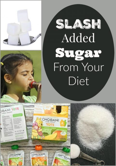Slash added sugar from your diet via LizsHealthyTable.com
