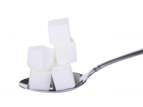 Slash Added Sugar via LizsHealthyTable.com