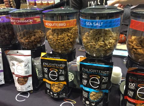 Healthy Food Trends from the Food and Nutrition Conference and Expo (FNCE) 2016 via LizsHealthyTable.com