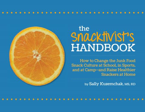 4 Ways You Can Be A Snacktivist + The Snacktivist's Handbook via LizsHealthyTable.com