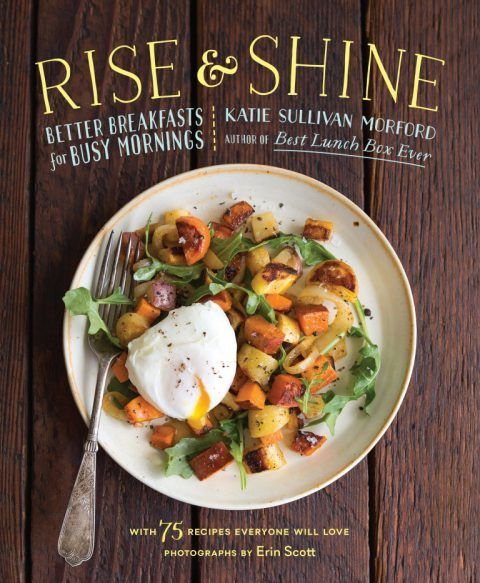 Rise & Shine cookbook via LizsHealthyTable.com