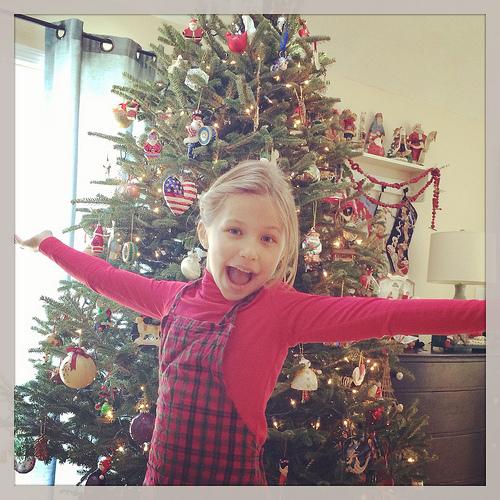 Happy holidays via Lizshealthytable.com