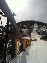 Park City, Utah - Ski and Food Adventure via LizsHealthyTable.com