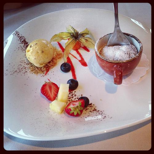 Hotel Ranga, Dessert via Lizshealthytable.com