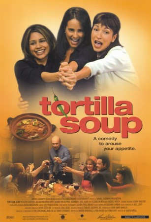 Tortilla Soup poster via LizsHealthyTable.com