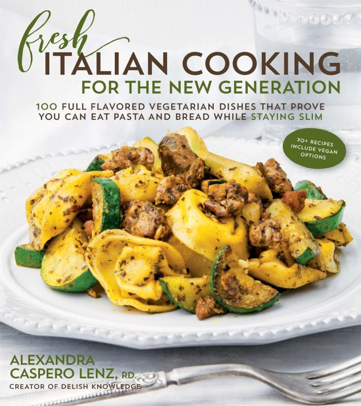Liz's Healthy Table #podcast Modern Italian Cooking via LizsHealthyTable.com